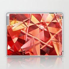 3D folded abstract Laptop & iPad Skin