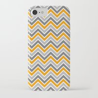 chevron iPhone & iPod Cases featuring Chevron by eARTh