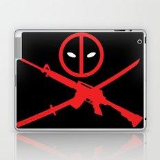 Deadpool - Wade Wilson 2 Laptop & iPad Skin