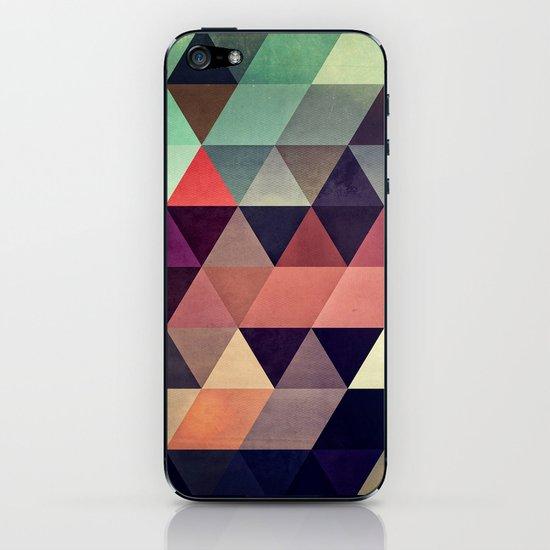 tryypyzoyd iPhone & iPod Skin