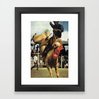UNTITLED 601 Framed Art Print