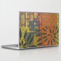 robot Laptop & iPad Skins featuring Robot by Nacho Filella Design