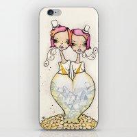 Symmetrical iPhone & iPod Skin