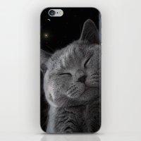 Beauty Sleep iPhone & iPod Skin