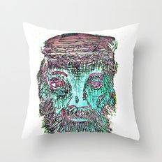 FisherMan Throw Pillow