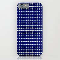 iPhone & iPod Case featuring Deelder Blue by Stoflab