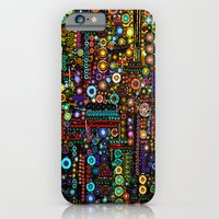 iPhone & iPod Case featuring :: Chi-Town :: by :: GaleStorm Artworks ::