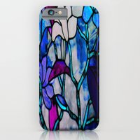 iPhone & iPod Case featuring Painted Glass by Dawn East Sider