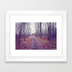 lead me home Framed Art Print