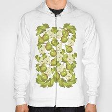 Pears Pattern Hoody