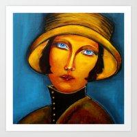 Madeleine Art Print