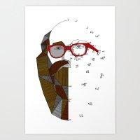 barbudo Art Print
