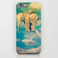iPhone & iPod Case featuring elephant by mauro mondin