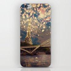 Love Wish Lanterns Over … iPhone & iPod Skin