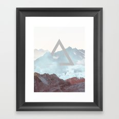 Conquer #society6 #decor #buyart Framed Art Print