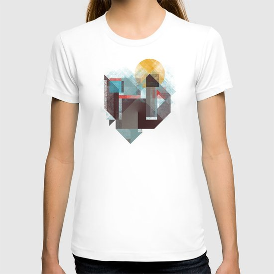 Over mountains T-shirt