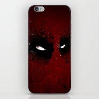 DeadMouth iPhone & iPod Skin