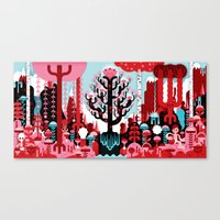 Altar Piece Canvas Print