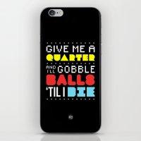 'Gobble Gobble' iPhone & iPod Skin