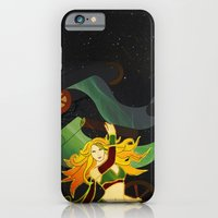 iPhone & iPod Case featuring Superhero by Kamiledesigns