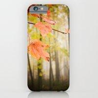 iPhone & iPod Case featuring Autumn Fire by Jenn DiGuglielmo