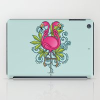 Knot A Flamingo iPad Case