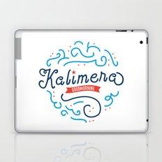 Kalimera Laptop & iPad Skin