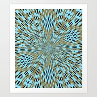 infinity Art Prints featuring Infinity by Stay Inspired
