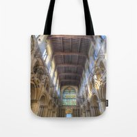 Rochester Cathedral Tote Bag