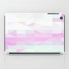 Pink Triangle iPad Case