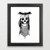 Tonto Framed Art Print