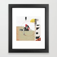 Draw It 1 Framed Art Print