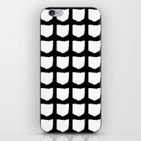 O-H-I-O iPhone & iPod Skin