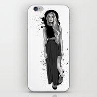 Posh Goth iPhone & iPod Skin