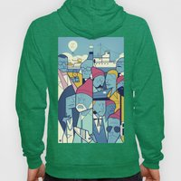 The Life Acquatic with Steve Zissou Hoody