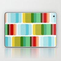 Layered Squares No.2 Laptop & iPad Skin