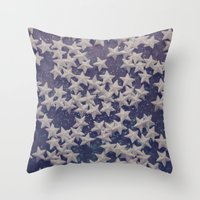 Starry Starry Night (1) Throw Pillow