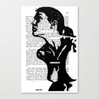 For an Eternity Canvas Print