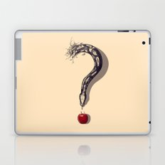 Curious Temptation Laptop & iPad Skin
