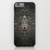 Stone Of The Sun I. iPhone 6 Slim Case