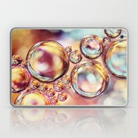 Bokeh Sparkles Bubble Abstract Laptop & iPad Skin
