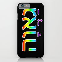 Pride in Hebrew iPhone 6 Slim Case