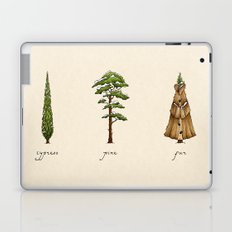 Fur Tree Laptop & iPad Skin