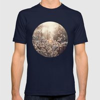 Northern Cotton Mens Fitted Tee Navy SMALL