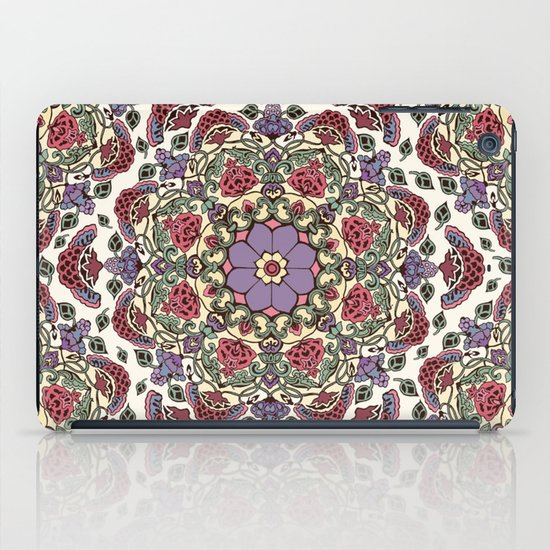 Deco Floral iPad Case