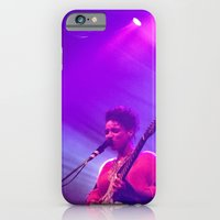 Lianne La Havas: Is your love big enough? Pink iPhone 6 Slim Case
