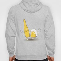 We are not drunk! Hoody