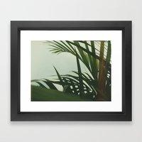 VV I Framed Art Print