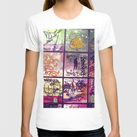 graffiti T-shirts featuring graffiti by maedel