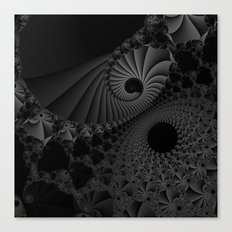 Finding the way out Canvas Print